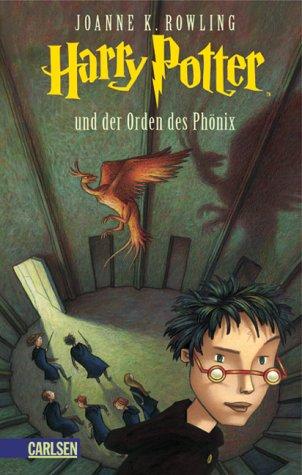 כריכת הספר החמישי בגרמנית